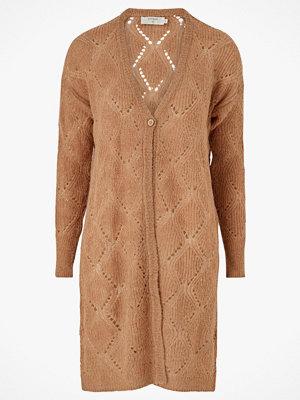 Cream Cardigan Benedicte Knit