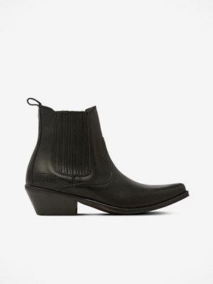 Boots & kängor - Johnny Bulls Boots Mid Western Elastic