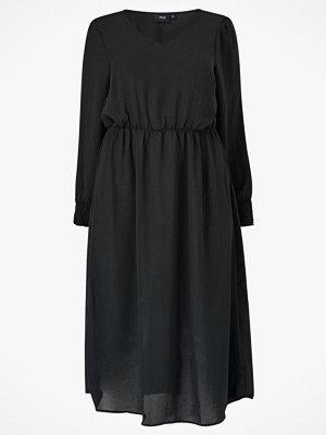 Zizzi Klänning mPeyton L/S Dress