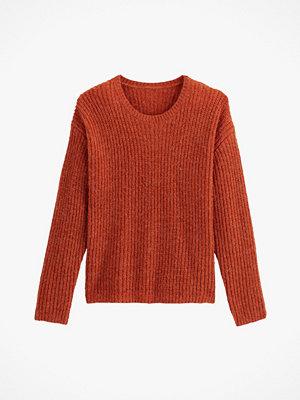 La Redoute Grovstickad tröja med rund halsringning