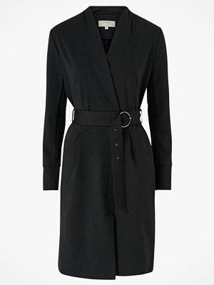 Cream Klänning Zia Coat Dress