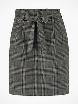 Kjolar - Vero Moda Kjol vmEva HR Paperbag Short Check Skt