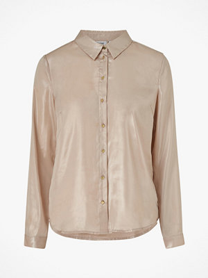 Saint Tropez Blus Woven Shirt L/S
