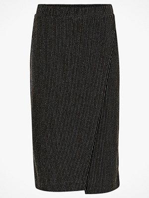 Saint Tropez Omlottkjol Jersey Skirt