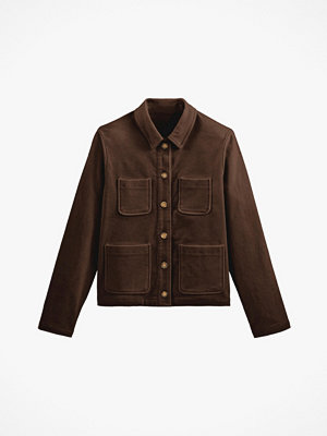 La Redoute Manchesterjacka i workwear-stil