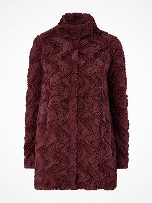 Vero Moda Fuskpäls vmCurl High Neck Faux Fur Jacket