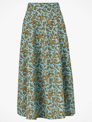 Whyred Kjol Avril Paisley Skirt