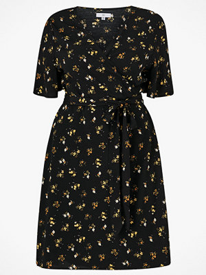 Festklänningar - La Redoute Blommig omlottklänning
