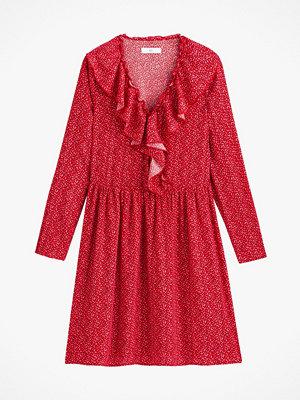 La Redoute Klänning med omlotteffekt och lång ärm