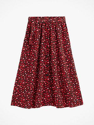 La Redoute Halvlång, mönstrad kjol i utställd modell