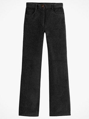La Redoute svarta byxor Vid manchesterbyxa