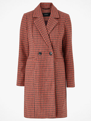 Vero Moda Kappa vmCheck Rambla 3/4 Wool Jacket