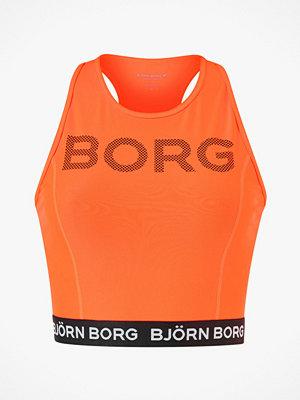 Sportkläder - Björn Borg Träningstopp China Cropped Tank