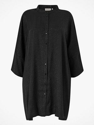 Only Carmakoma Skjortklänning carLeonora 3/4 SL Tubic Shirt Dress