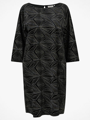 Only Carmakoma Sammetsklänning carSalana 3/4 Knee Dress