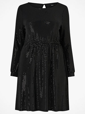 Zizzi Klänning mNuna L/S Dress