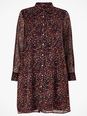 Zizzi Långskjorta xErina L/S Long Shirt