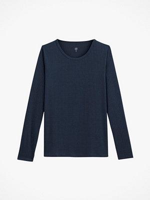 La Redoute Ribbad tröja med rund halsringning och lång ärm