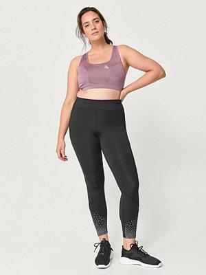 Sportkläder - Zizzi Träningstights aLinda 7/8 Tights
