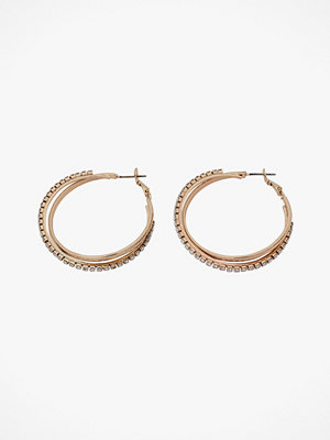 Pieces smycke Örhängen pcIlyssa Hoop Earrings
