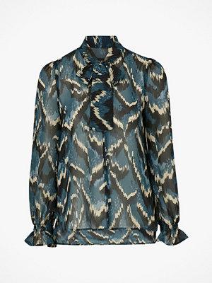 Soaked in Luxury Blus slYork Blouse LS