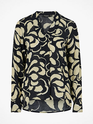 Soaked in Luxury Blus SL Zaya Shirt LS