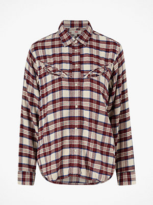 Levi's Flanellskjorta Dori Western Shirt