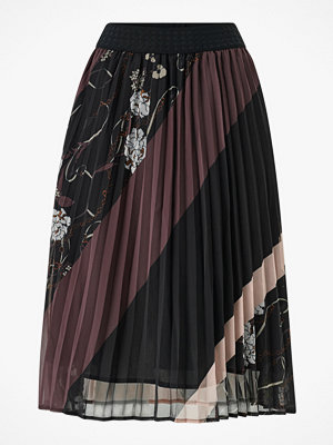 Saint Tropez Kjol Plisse Skirt