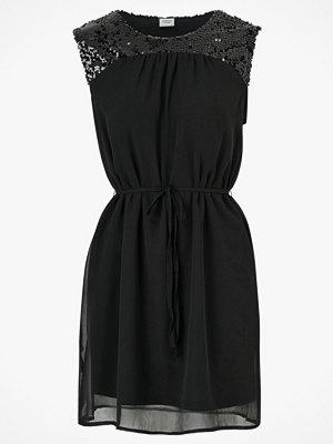 Jacqueline de Yong Klänning jdyOtis S/L Upper Sequins Dress