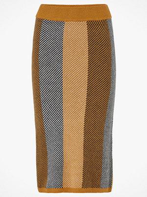Y.a.s Kjol Harper HW Midi Skirt