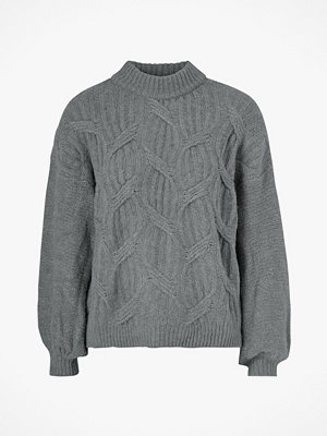 Vila Tröja viSeven Knit O-neck L/S Top