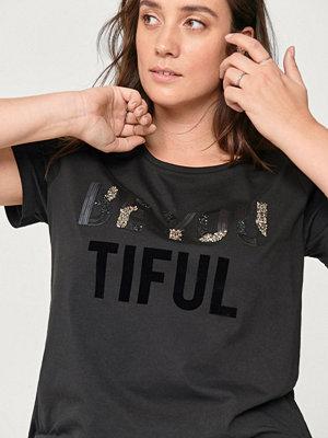 Zizzi Topp xDisa S/S T-shirt