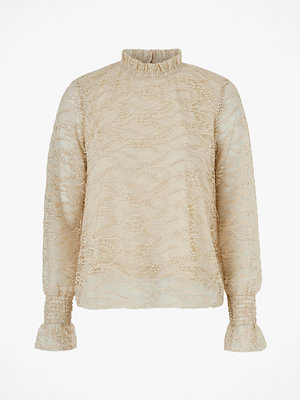 Only Spetstopp onlDamae L/S High Neck Top