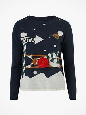 Tröjor - Only Jultröja onlSantas Deer L/S Pullover