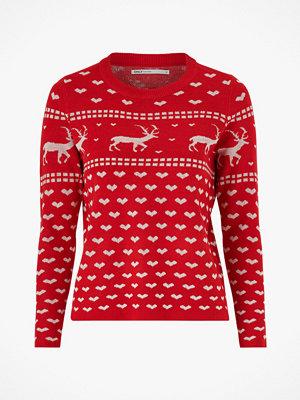 Tröjor - Only Tröja onlHeartmas L/S Pullover