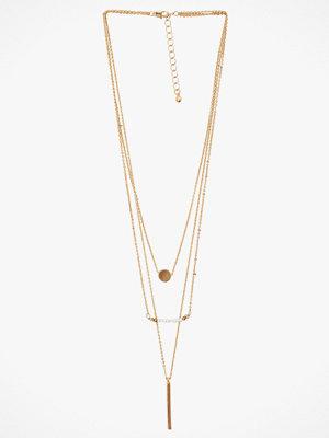 Pieces smycke Halsband pcJosephine Combi Necklace