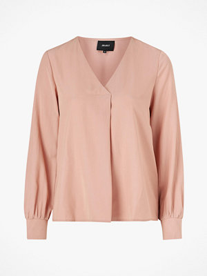 Object Blus objEileen L/S V-neck Top