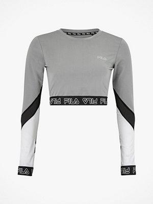Sportkläder - Fila Träningstopp Alary Cropped Long Sleeve