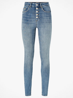 Jeans - Only Jeans onlBlush HW Button Sk Rea333