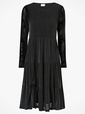 Vila Klänning viDavis L/S Glitter Dress