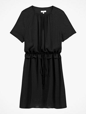 La Redoute Kort klänning med rund halsringning och kort ärm