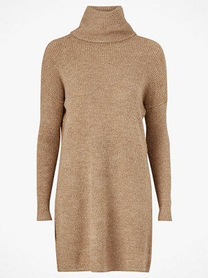 Only Klänning onlJana L/S Cowlnck Dress Wool Knt