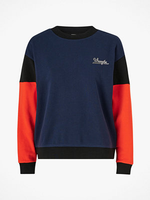 Wrangler Sweatshirt High Rib Retro Sweat