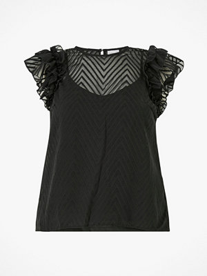 Vero Moda Curve Blus vmJade SL O-neck Top Curve