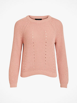 Object Tröja objMaya L/S Knit Pullover