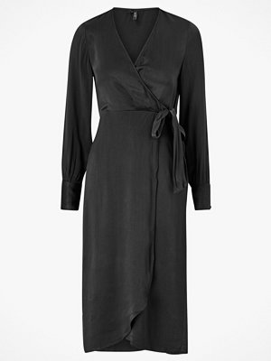 Vero Moda Klänning vmGili 7/8 Calf Wrap Dress