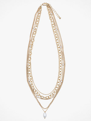 Pieces smycke Halsband pcNalle Combi Necklace