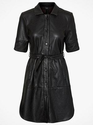Vero Moda Klänning vmGwen SS PU Shirt Dress