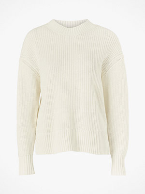 Selected Femme Tröja slfBailey LS Knit Slit O-Neck