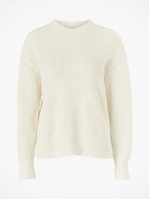 Tröjor - Selected Femme Tröja slfBailey LS Knit Slit O-Neck